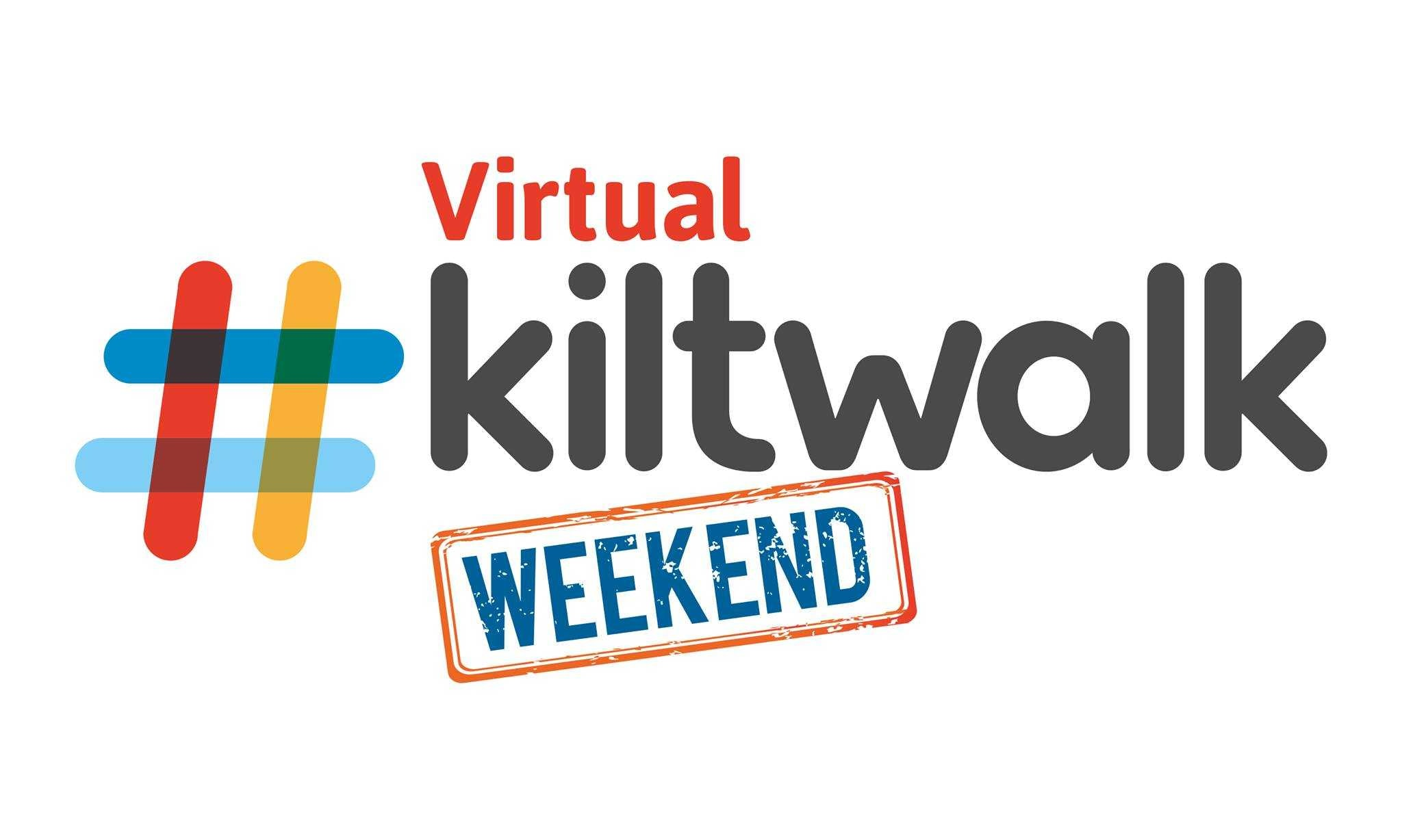 Virtual Kiltwalk